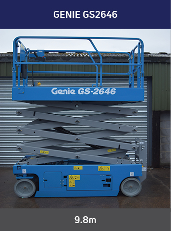Genie GS2646